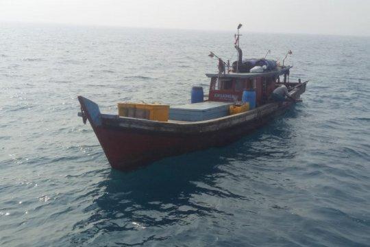 KKP amankan dua kapal trawl di Kepulauan Seribu