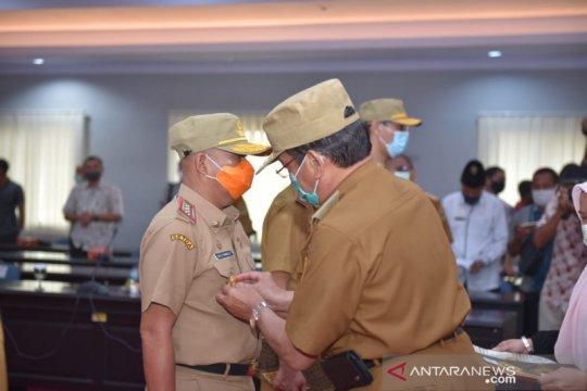Gubernur Longki kukuhkan empat Pjs Bupati di Sulawesi Tengah