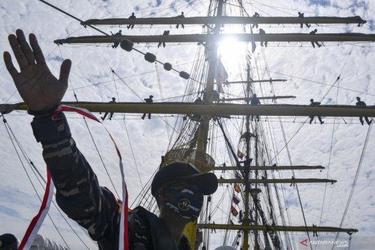 Pelayaran Latihan Praktek  Kartika Jala Krida AAL