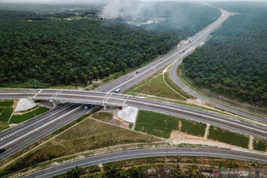 Gubernur : Peristirahatan di Tol Pekanbaru-Dumai dikelola UMKM lokal