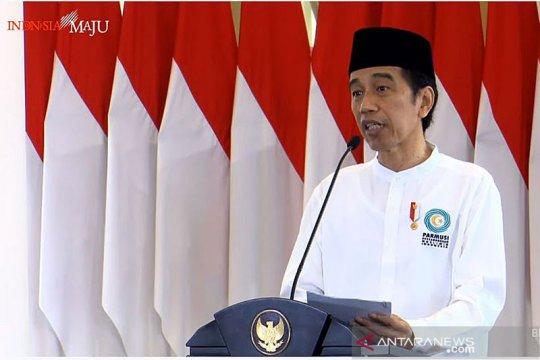 Presiden tekankan pencegahan penularan COVID-19 mesti diutamakan