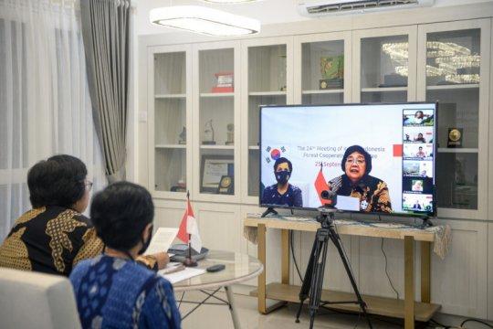 Indonesia jadi negara investasi kehutanan terbesar bagi Korsel