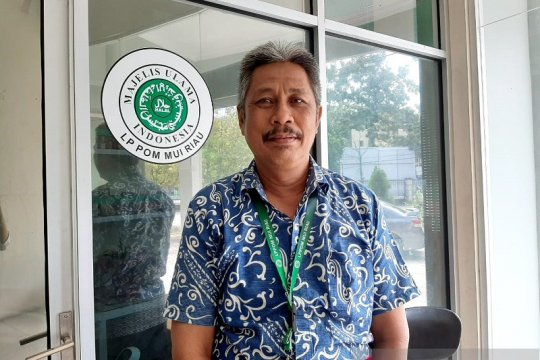LPPOM MUI Riau terbitkan 350-400 sertifikasi halal/tahun