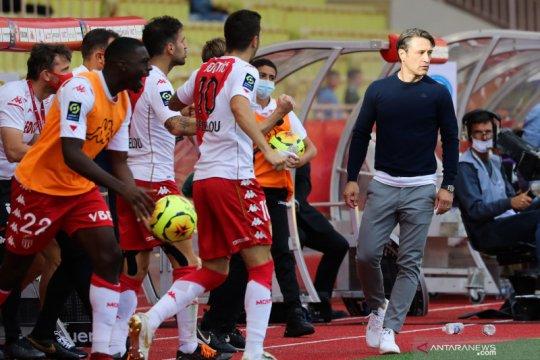Sembilan pemain Monaco tumbangkan Strasbourg 3-2