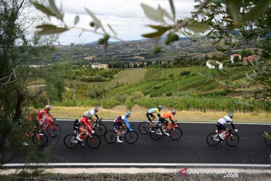 Balap sepeda UCI road world championships di Italia