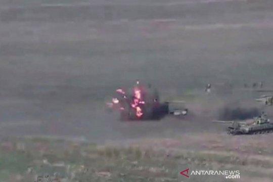 Armenia dan Azerbaijan bentrok hari kedua, 15 tentara tewas