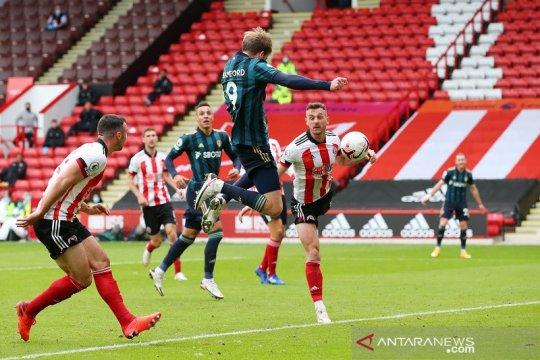 Gol pengujung laga menangkan Leeds di markas Sheffield