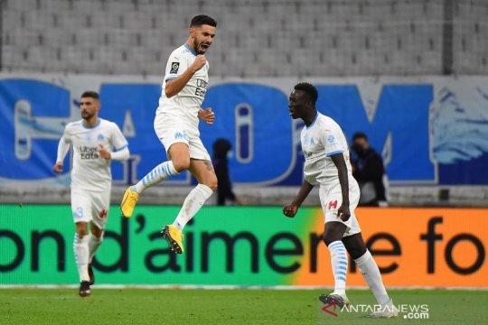 Gol menit akhir Sanson selamatkan Marseille dari kekalahan lawan Metz