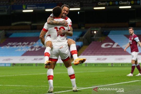Danny Ings antar Southampton menang di markas Burnley