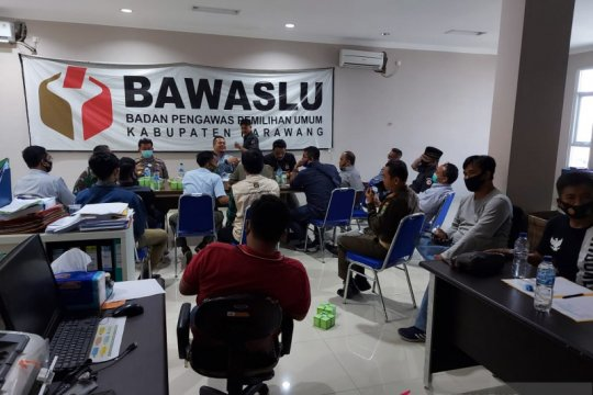 Bawaslu Jabar: Potensi keterlibatan ASN berpolitik praktis tinggi