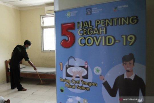 Pasien sembuh dari COVID-19 di DIY bertambah 26