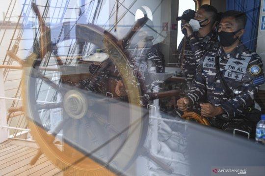 Pelayaran latihan praktek Kartika Jala Krida