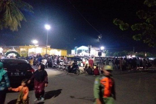 Jadi tersangka gelar dangdut, Wakil Ketua DPRD Kota Tegal tak ditahan