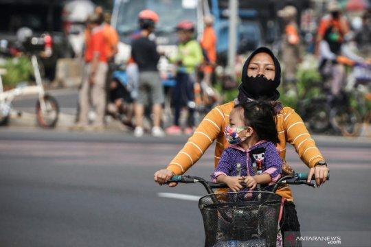 Persentase kasus positif COVID-19 Jakarta kembali ke angka 11 persen