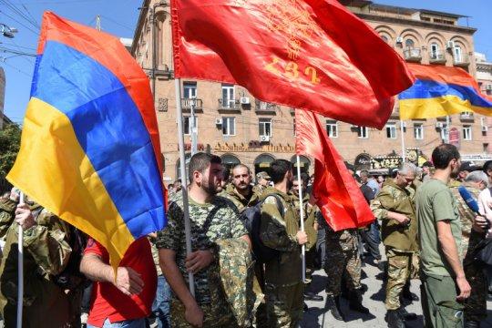 Presiden Azerbaijan beri peringatan keras atas serangan Armenia