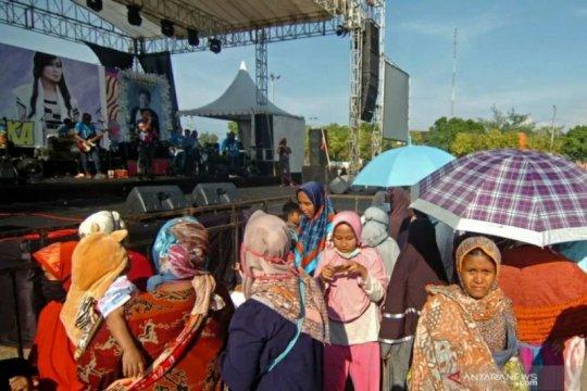 Gelar konser dangdut, Wakil Ketua DPRD Kota Tegal jadi tersangka