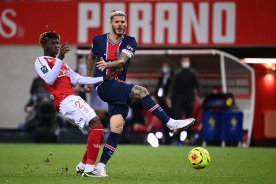 Sepasang gol Mauro Icardi bawa PSG atasi Reims 2-0