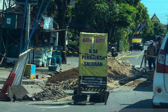 Drainase Kotagede Yogyakarta akan dilengkapi 100 sumur resapan