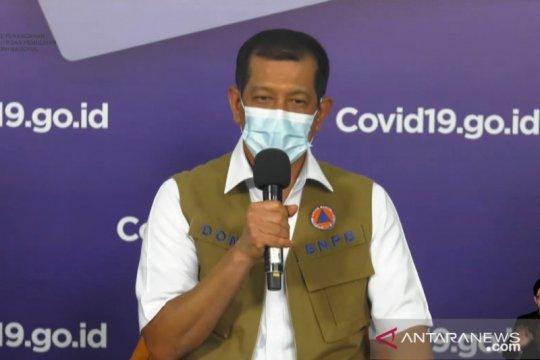Doni Monardo minta masyarakat berperan jadi pahlawan kemanusiaan