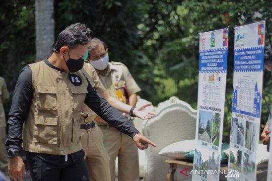Pemkot Bogor terima aset prasarana umum dari 4 pengembang perumahan