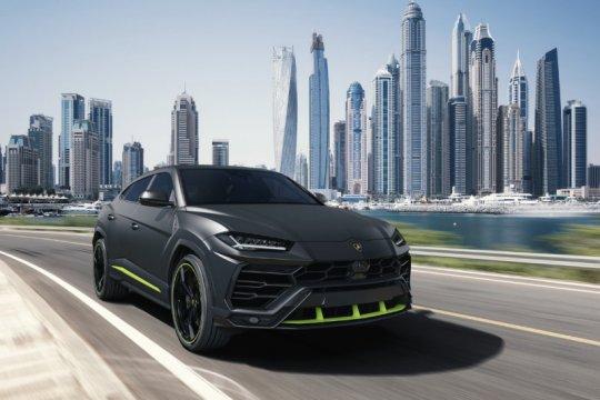 Lamborghini Urus Graphite Capsule hadir di Beijing Auto Show