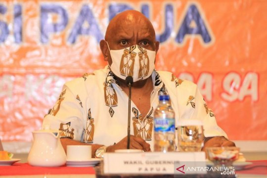 Pemprov Papua ingatkan Pjs bupati tingkatkan protokol kesehatan
