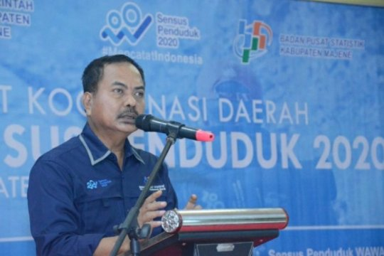 Bupati Majene Fahmi Massiara tutup usia