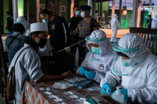 Mahasiswa luar DIY di Yogyakarta wajib isi aplikasi kedatangan