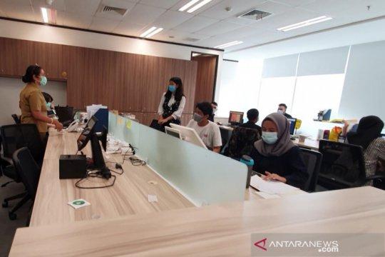 Jakarta Pusat tutup kantor PT Strandford karena langgar PSBB Jakarta