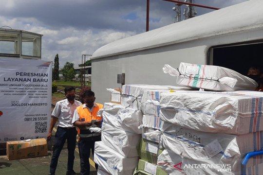 KAI Purwokerto luncurkan layanan kargo Joglosemarkerto