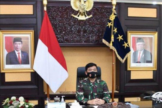 Panglima TNI mutasi 47 Pati TNI