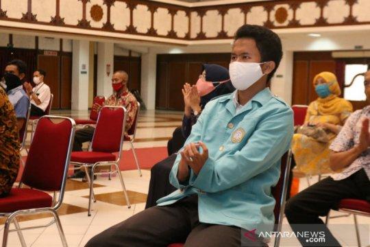 Mahasiswa baru UNS penyandang disabilitas mendapat pendampingan