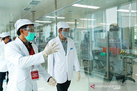 Pertumbuhan industri farmasi global diperkirakan stabil