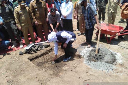 Khofifah letakkan batu pertama RSUD internasional di Kota Probolinggo