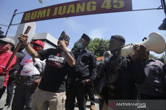 Acara KAMI dibubarkan polisi, ICW: Demi stabilitas kamtibmas