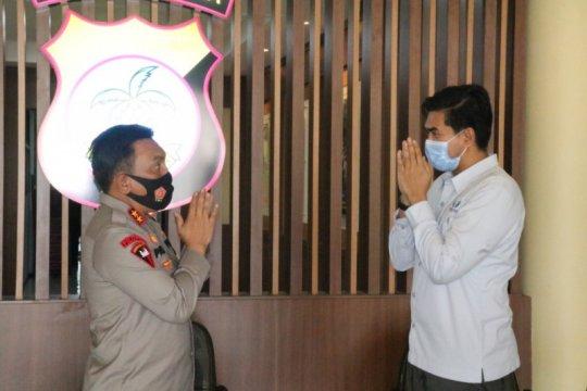 Indika Foundation dukung  Gerakan Sejuta Masker Polda Sulut