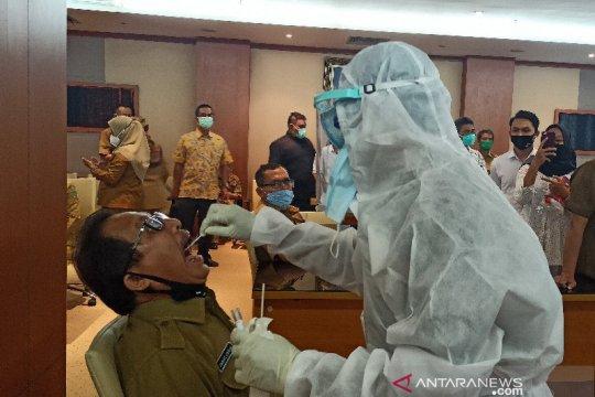 DPRD Sumut gelar pemeriksaan massal setelah pegawai positif COVID-19