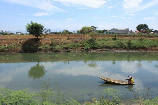 Tingkat pencemaran Sungai Citarum turun menurut pemerintah