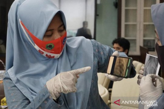 Politani Samarinda kembangkan apilkasi foto untuk deteksi COVID-19