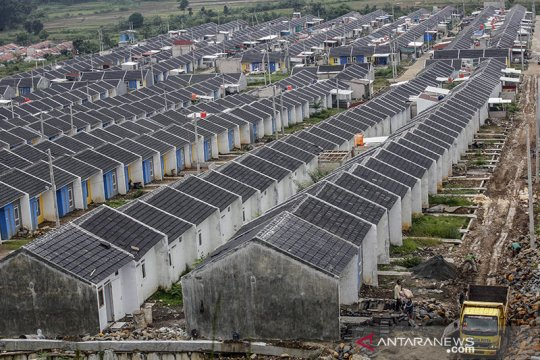 Kemen PUPR wajibkan pengembang perumahan perhatikan asas inklusivitas