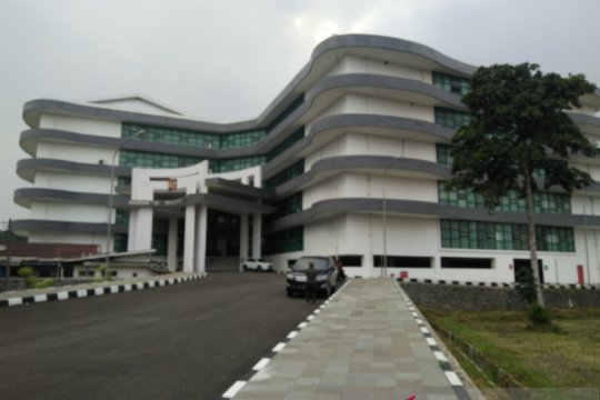 Seorang anggota positif COVID-19, DPRD Kota Bogor lakukan tes swab