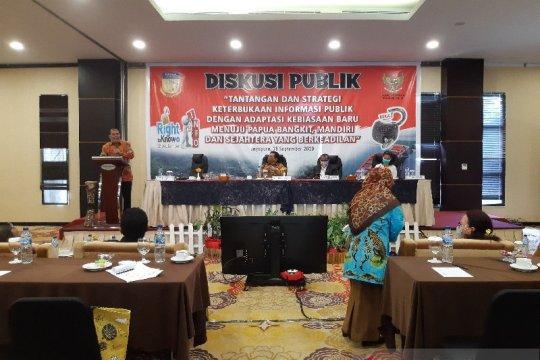 Komisi Informasi harap pemerintah daerah jalankan UU secara konsisten