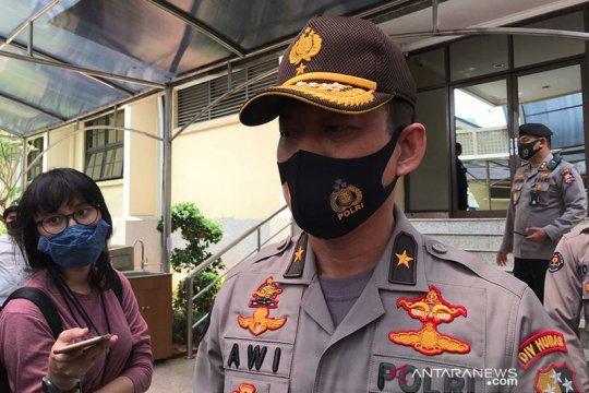 Polri periksa 12 saksi kasus kebakaran Gedung Kejagung