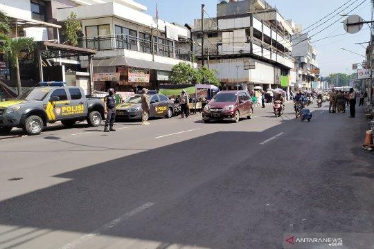 Pemkot Bandung akhirnya ubah kebijakan penutupan Jalan Otista