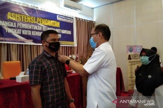 BNN Kendari gandeng media dan OPD bentuk relawan antinarkoba