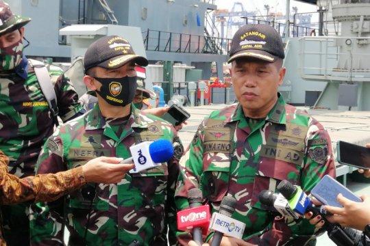 TNI AD miliki dua kapal baru pengangkut Tank Leopard