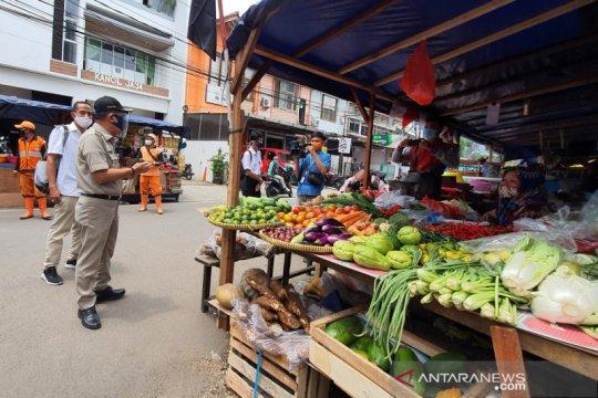 Pasar Jaya bangun penampungan bagi pedagang Cempaka Putih minggu depan