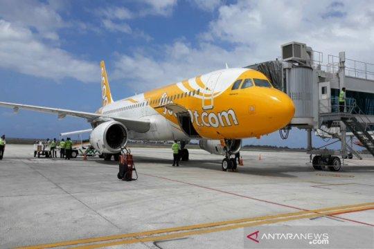 Bandara Yogyakarta mulai layani penerbangan ke Singapura hari ini