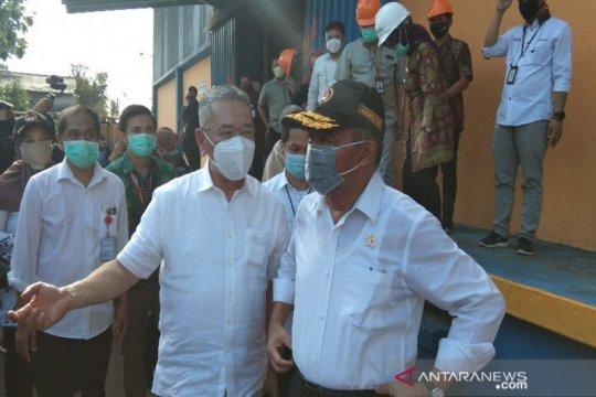 Menko PMK apresiasi pengelolaan e-warung di Pekalongan