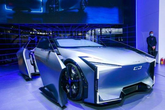 Qoros tampilkan kendaraan konsep Milestone di Beijing Auto Show